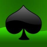 Símbolo do póquer [02] Imagens de Stock