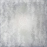 Símbolo gris de la lluvia fotos de archivo