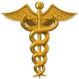 Símbolo médico stock de ilustración