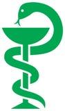 Símbolo médico Foto de archivo libre de regalías
