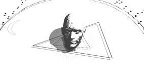 Símbolo místico esotérico libre illustration