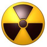Símbolo nuclear libre illustration