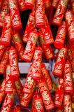Símbolo por Año Nuevo chino imagenes de archivo