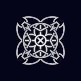 Símbolo sagrado geométrico de Abstact libre illustration