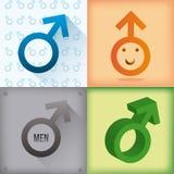 símbolos Fotos de archivo libres de regalías