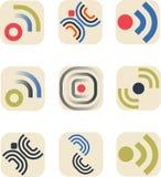 Símbolos Imágenes de archivo libres de regalías