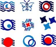 Símbolos Imagenes de archivo
