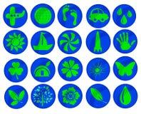 Símbolos Fotografia de Stock