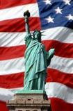 Símbolos americanos de la libertad Fotos de archivo libres de regalías
