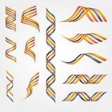 símbolos 3D Fotografía de archivo libre de regalías