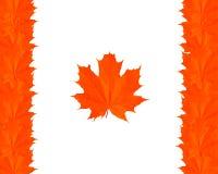 Símbolos de Canadá Fotos de archivo