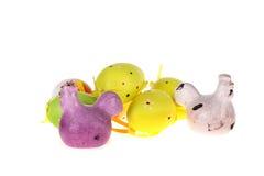 Símbolos de Easter Foto de Stock