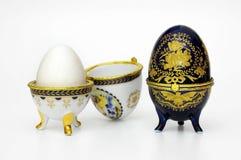 Presentes de Easter imagens de stock