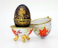 Presentes de Easter fotografia de stock royalty free