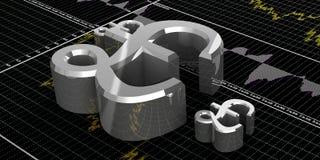 Símbolos de las finanzas Libre Illustration