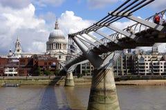Símbolos de Londres Fotos de archivo