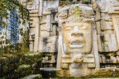 Símbolos del maya fotografía de archivo libre de regalías