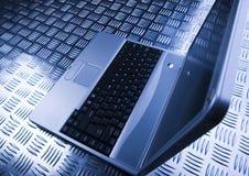 Símbolos do caderno & do Internet Imagens de Stock