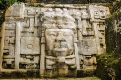 Símbolos do Maya Fotografia de Stock