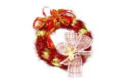 Símbolos do Natal Foto de Stock