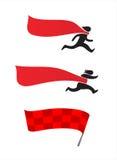 Símbolos do revestimento Foto de Stock