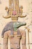 Símbolos egípcios antigos Imagens de Stock Royalty Free