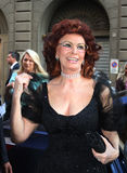 Sófia loren, Italia Imagem de Stock Royalty Free