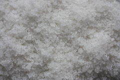 Sól dla tła lub tekstury Obraz Royalty Free