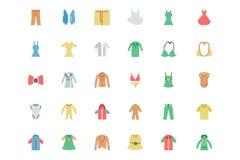 Sólido 3 da roupa Imagem de Stock Royalty Free