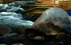 Sólido de la roca Fotos de archivo libres de regalías