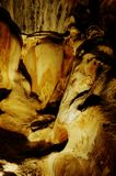 södra africa cangogrottor Arkivbild