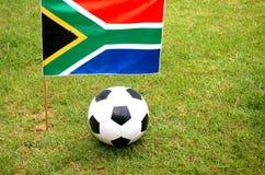 södra africa fotboll Arkivfoton