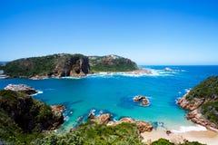 södra africa knysna Royaltyfri Bild