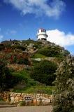 södra africa uddpunkt Arkivbild