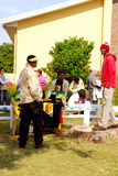 södra africa valgeneral 2009 Arkivfoto
