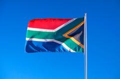 södra afrikansk flagga Royaltyfri Foto