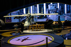 Södra - afrikansk flygvapenutställning Royaltyfria Foton