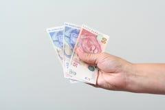 södra afrikansk valuta royaltyfria bilder
