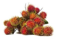 Södra - amerikansk exotisk frukt arkivbild