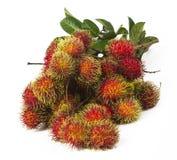 Södra - amerikansk exotisk frukt fotografering för bildbyråer