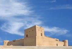 södra bahrain fortriffa Fotografering för Bildbyråer