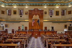 Södra Carolina House Chamber Arkivfoton
