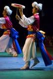 södra dansarekorean Royaltyfri Foto