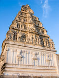 Södra indier Gopuram Royaltyfri Bild