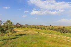 Södra Israel Arkivfoto