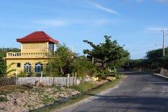 Södra Jamaica lopp Arkivfoton