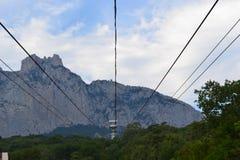 Södra kabel-väg Arkivfoto
