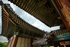 södra korea Arkivbilder