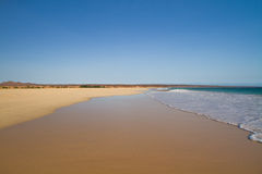 södra kust Fotografering för Bildbyråer