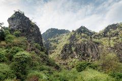 Södra Laos plats Fotografering för Bildbyråer
